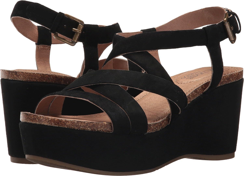 Me Too Women's Latria Ankle Boot B077CB5CZ3 11 B(M) US|Black Kid Suede