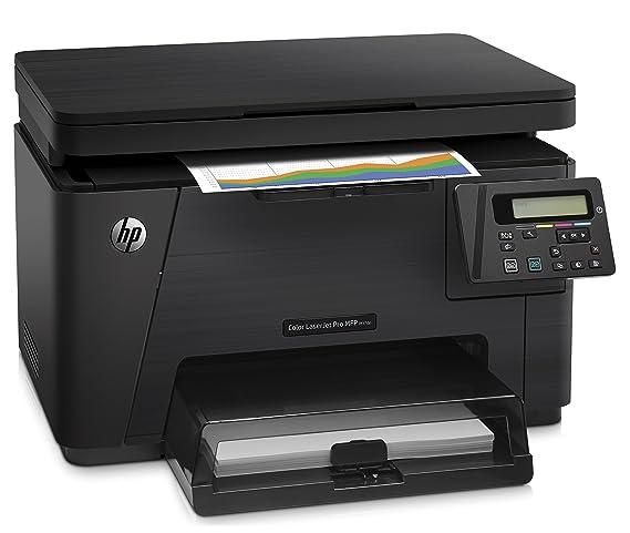 HP Laserjet Pro M176n Color Multi Function Laser Printer  Black  Laser Printers