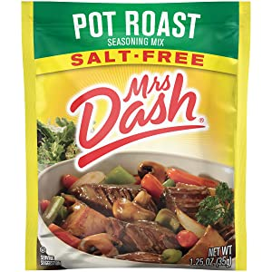 Mrs. Dash, Seasoning Mix, Pot Roast, 1.25 Ounce
