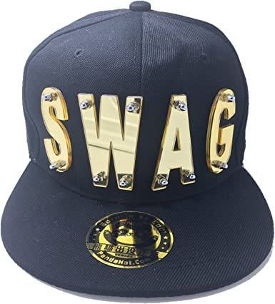 Amazon Com Swag Hat In Black Clothing