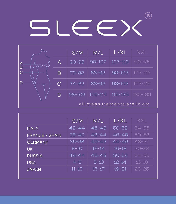 44026 SLEEX Combinaci/ón Moldeadora sin Tirantes