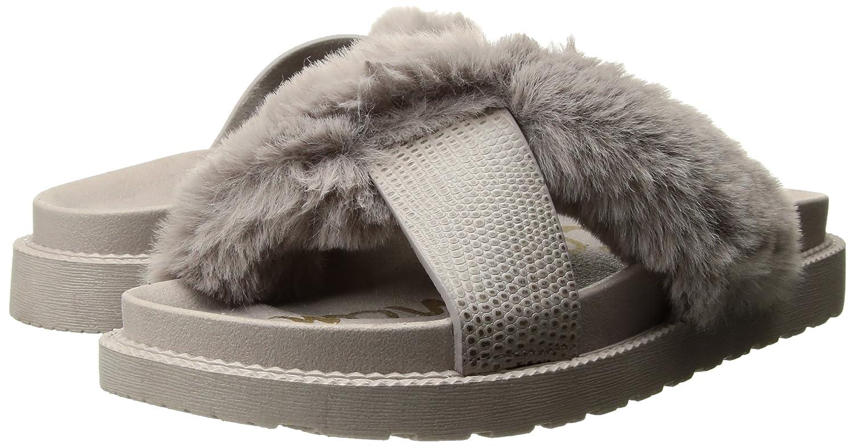 Sam Edelman Women's Bianca Slide US|Grey Sandal B071L3SY96 6 B(M) US|Grey Slide 7486d7