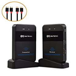 Cable Matters Wireless HDMI Extender