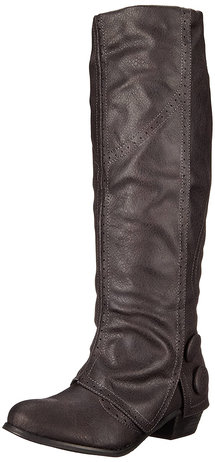 Not Rated Women's Bailey Winter Boot Charcoal