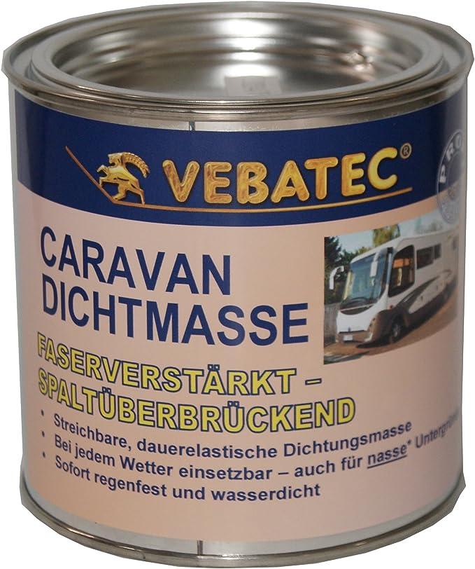 Vebatec Caravan Dichtmasse Faserverstärkt 750g 2 43 100g Auto