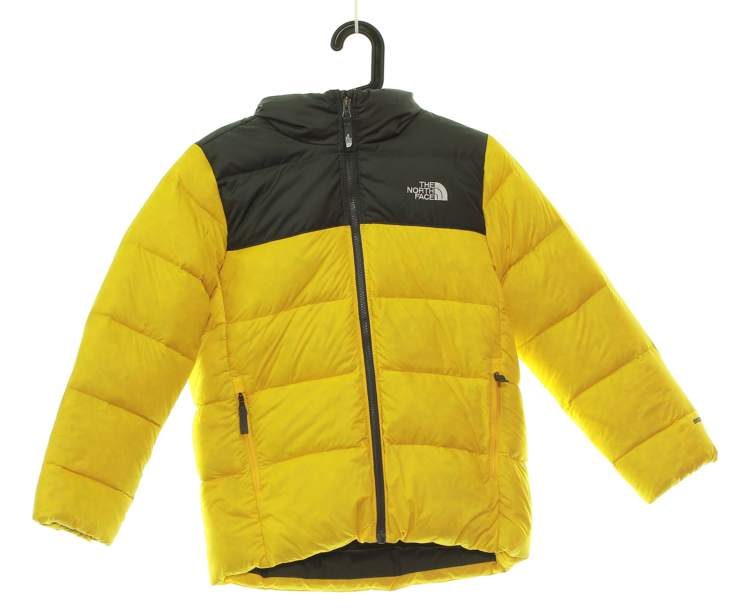 Boy's The North Face Double Down Triclimate Jacket 10/12 Yellow, Medium by No Warranty The North Face