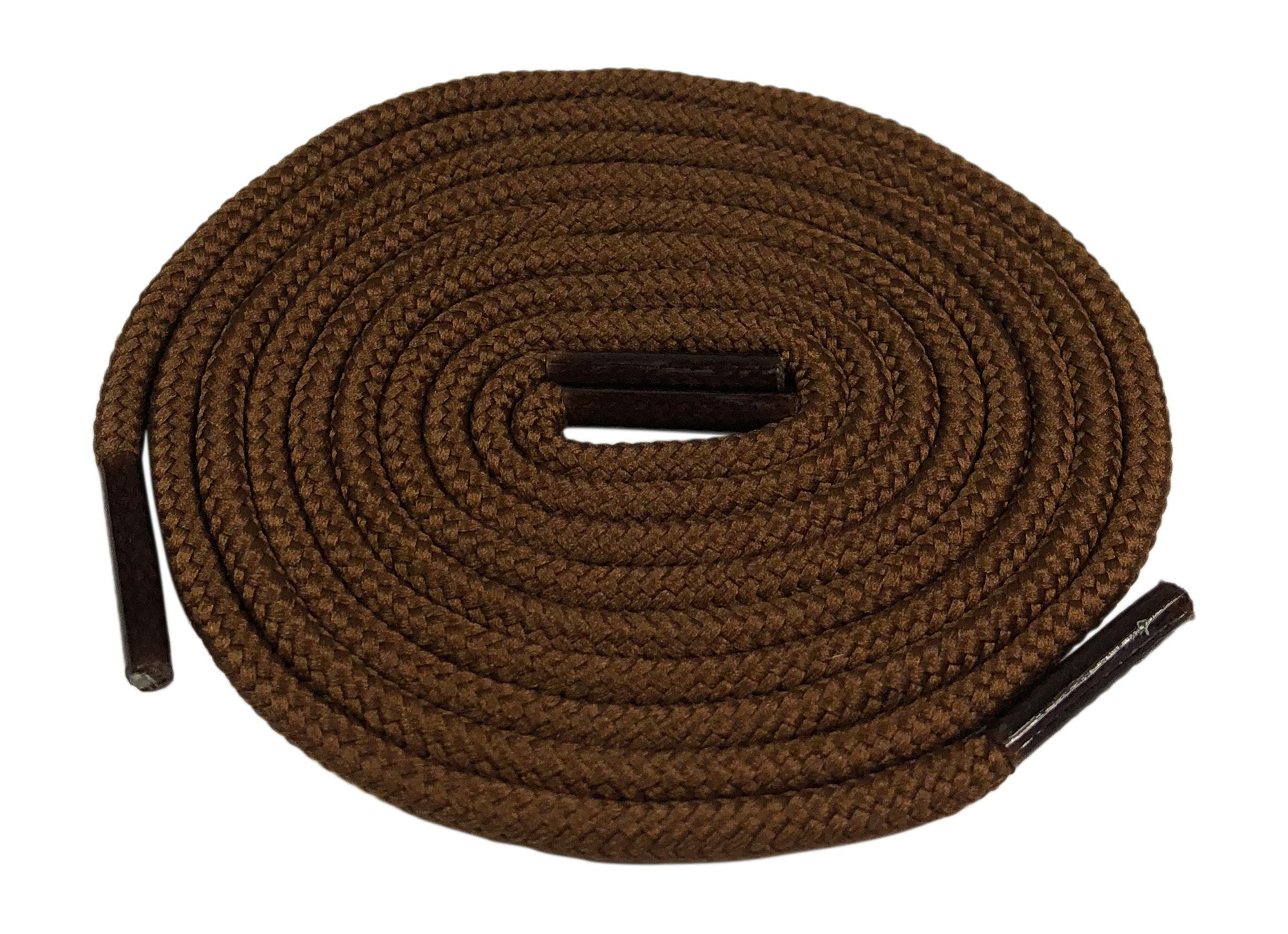 Fintoco Heavy Duty Boot Laces - 30 Inches Brown Shoelaces