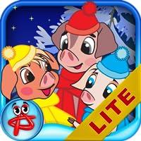 Christmas Night: Three Little Pigs Adventure Lite
