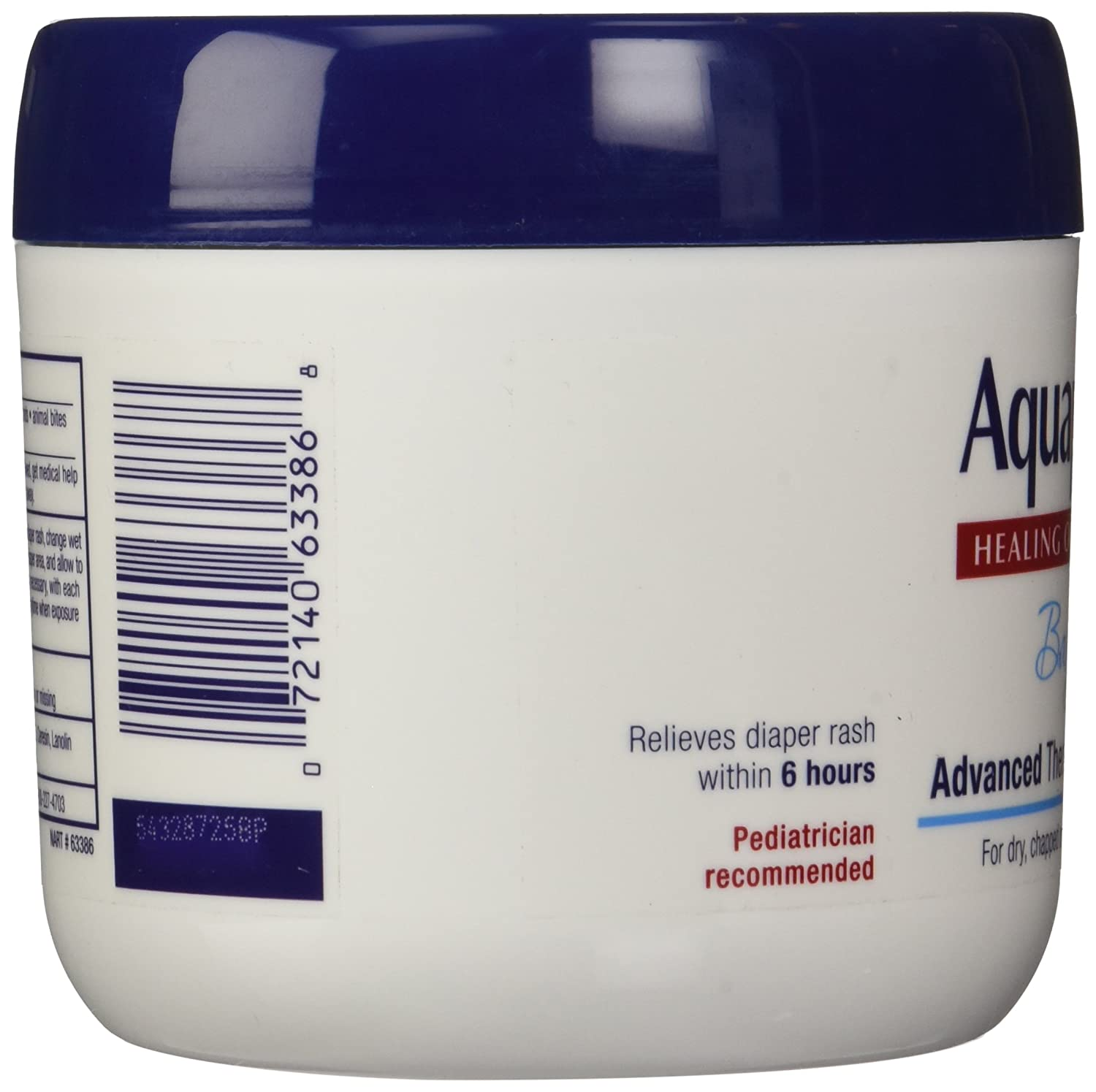 Amazon.com: Aquaphor Baby Advanced Therapy Healing Ointment Skin ...