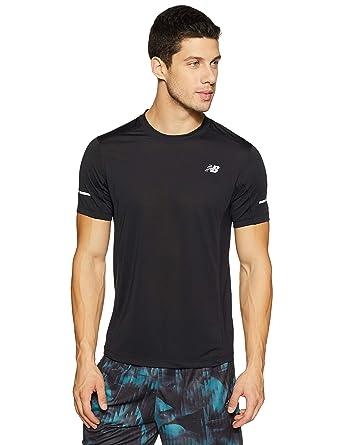 camisetas running hombre new balance