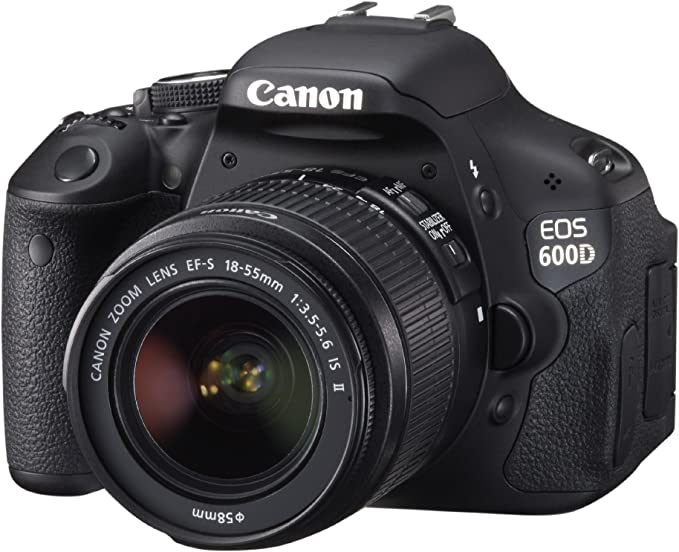 Canon EOS 600D Rebel T3I EOS KISS X5 18-55 / 3.5-5.6 EF-S IS II ...