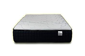Colchon ZZU Visco Soft Platinum (135 x 200 cm) Altura 30 cm. Firmeza Suave: Amazon.es: Hogar