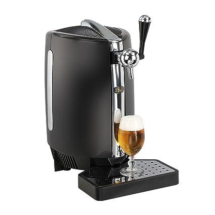 Domoclip dom369 grifo de cerveza negro