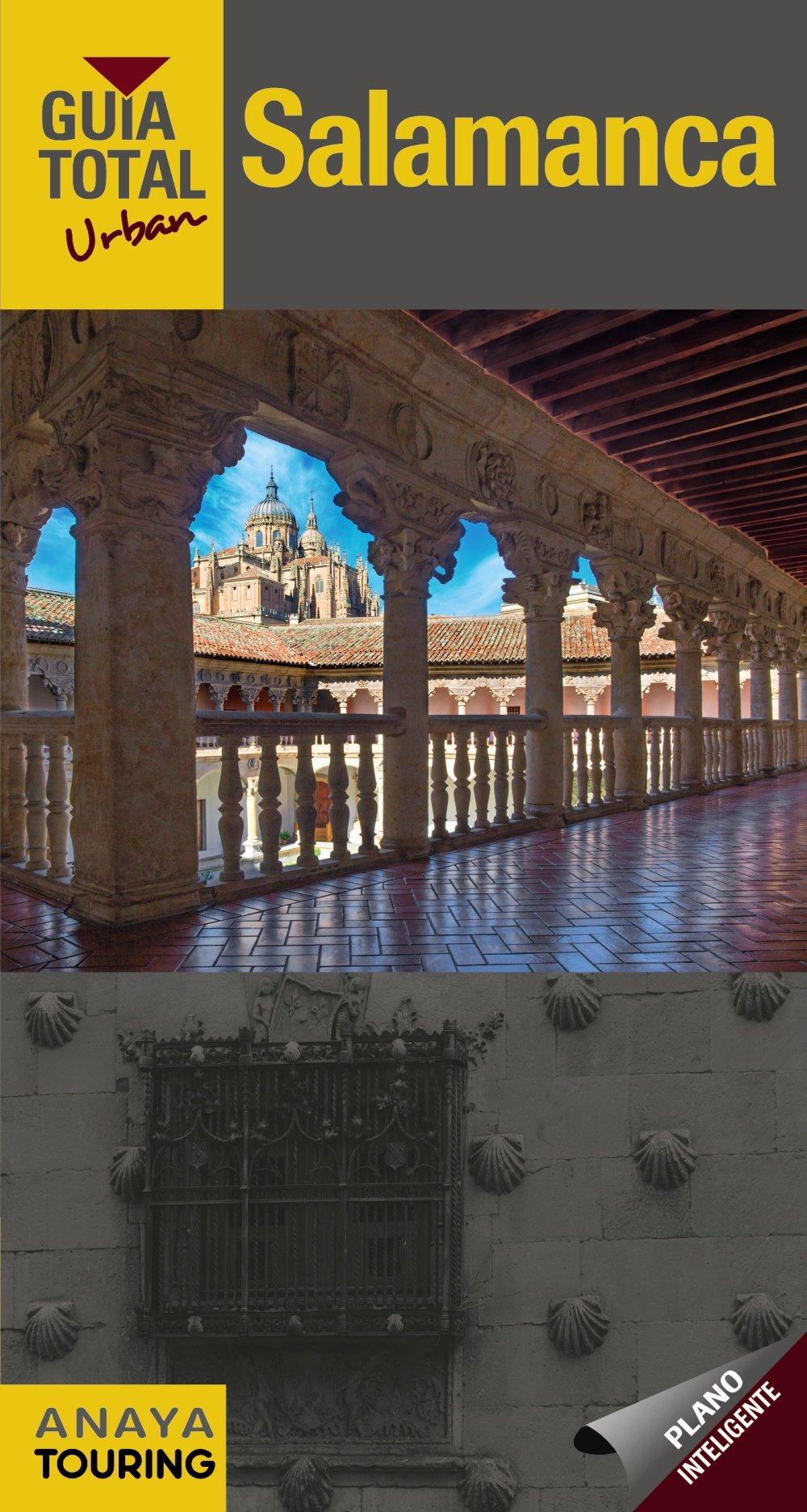 Salamanca (Urban) (Guía Total - Urban - España): Amazon.es: Anaya Touring, Francia Sánchez, Ignacio: Libros