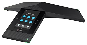 Polycom Realpresence Trio 8800 IP POE Conference Phone: Amazon.co ...