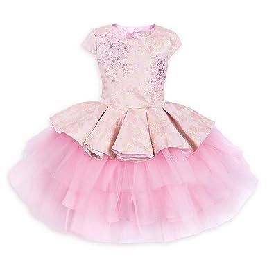 f28794187 Amazon.com  Disney Aurora Fancy Dress for Girls - Sleeping Beauty ...