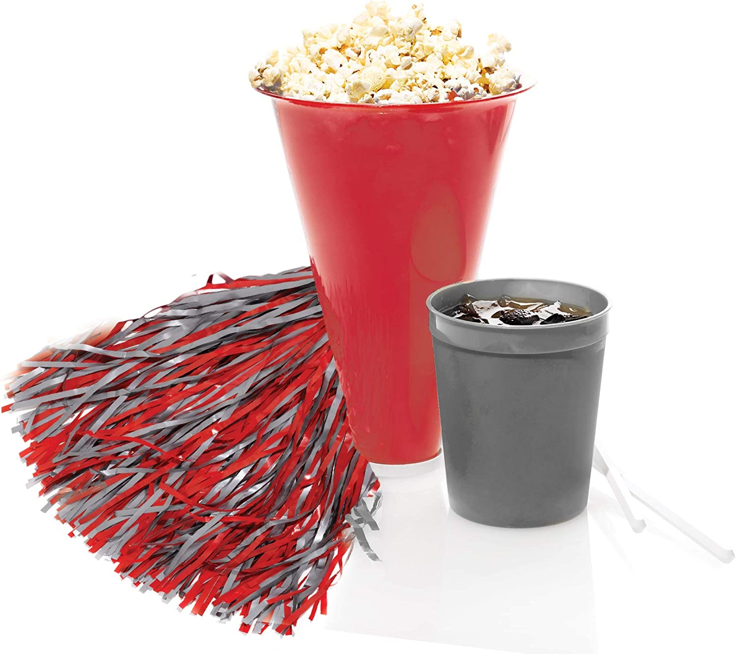 Fan Gear Andersons Two-Color Shakers Homecoming School Spirit Products
