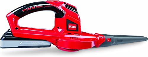 Toro 51701 Cordless 20-Volt Leaf Blower, 115 mph, 2-Speed