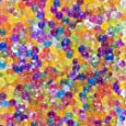 10 Mini Bags of Color Assorted Water Gel Beads Pearls for Vase Filler, Candles, Wedding Centerpiece, Home Decoration, Plants, Toys, Education. 30 Gram Mix by Super Z Outlet