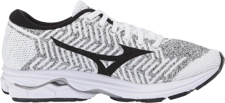 Mizuno Womens Wave Rider 22 Knit Running Shoe