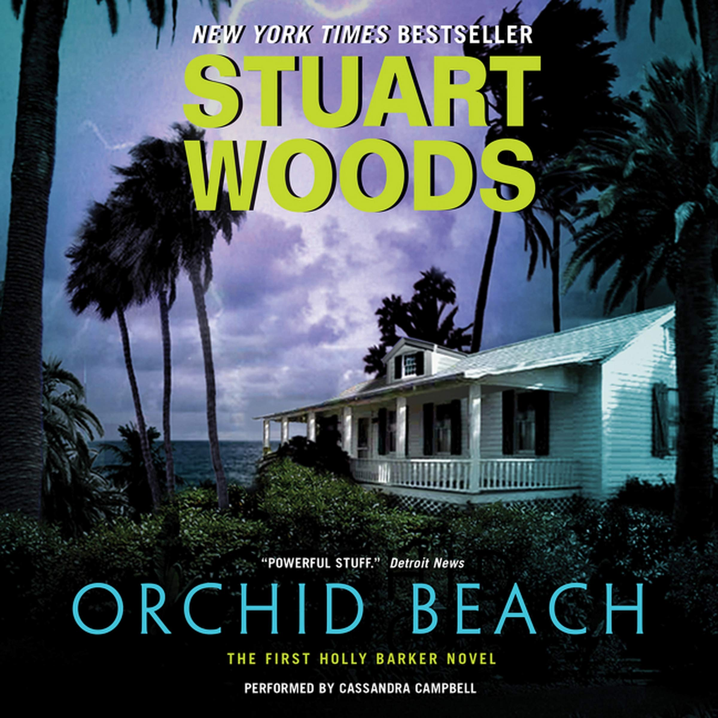 Download Orchid Beach  (Holly Barker Series, Book 1) ebook