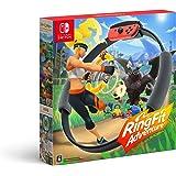 任天堂 Nintendo Switch 健身环大冒险 新垣结衣代言 体感健身环 日亚限定版 附赠原创毛巾