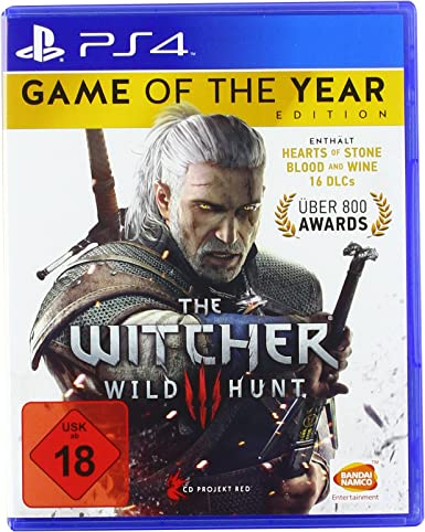 The Witcher 3: Wild Hunt - Game Of The Year Edition [Importación ...