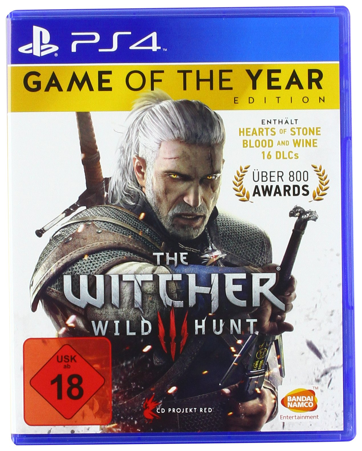 The Witcher 3: Wild Hunt - Game of the Year Edition - [PlayStation 4] product image