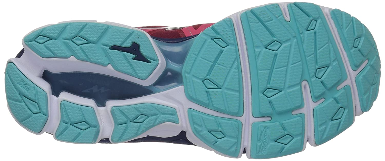 Mizuno Running Women's Wave Sky 2 Running Mizuno Shoe B076Y62NW9 6 B(M) US|Teaberry/Blue Depths 3339ea