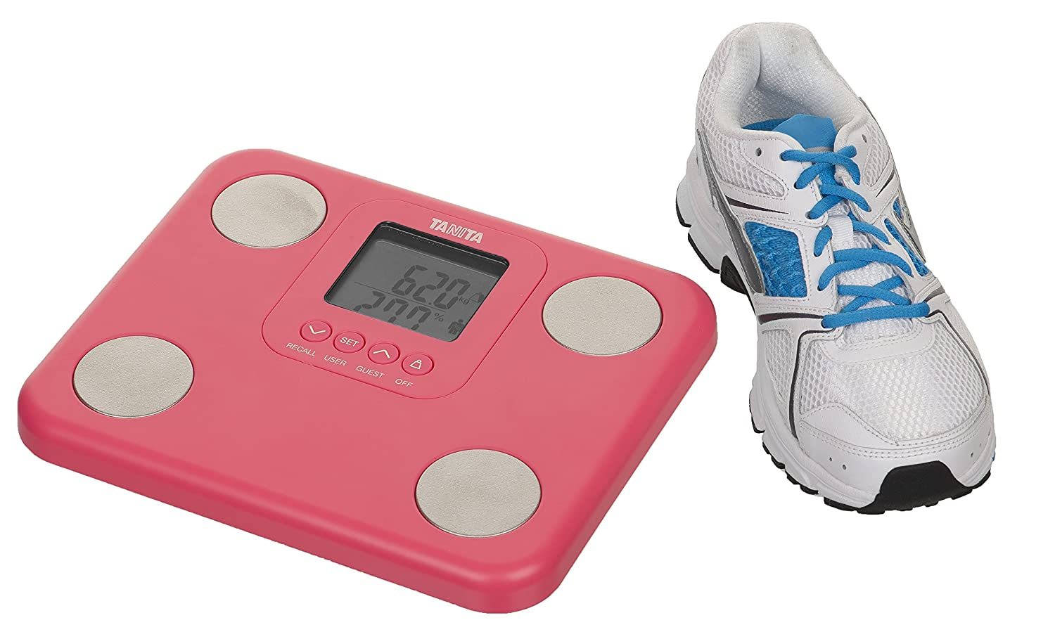Amazon.com: Tanita- Bc730/pink Innerscan Body Composition Monitor - Pink: Health & Personal Care
