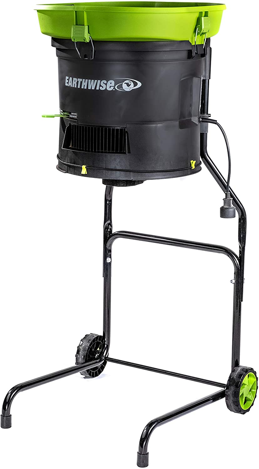 Earthwise LM71313 Amp 13-Inch Corded Electric Leaf Mulcher