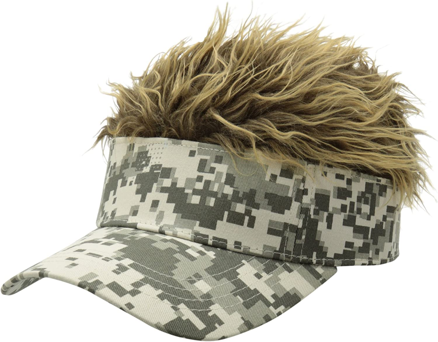 camouflage colour medical caps for men