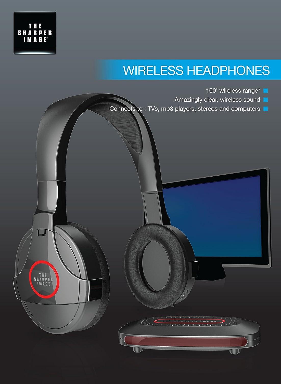 Amazoncom Sharper Image Shp921 2gb Universal Wireless Headphones