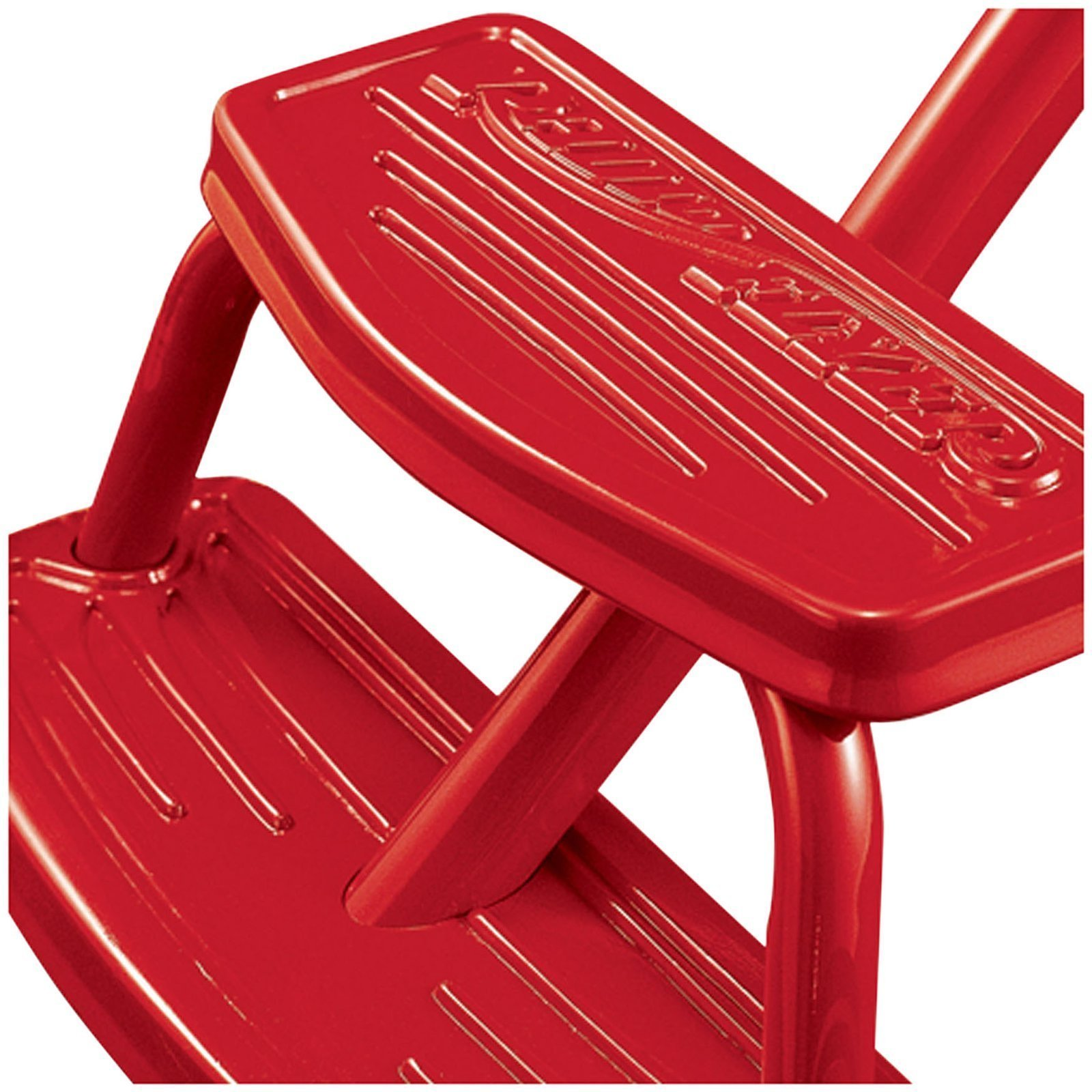 Radio Flyer Classic Red Dual Deck Tricycle by Radio Flyer (Image #3)
