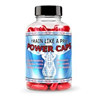 NutriGenix Power Caps | Creatine Complex |Taurine | B-Complex | Build Muscle | 200 Capsules