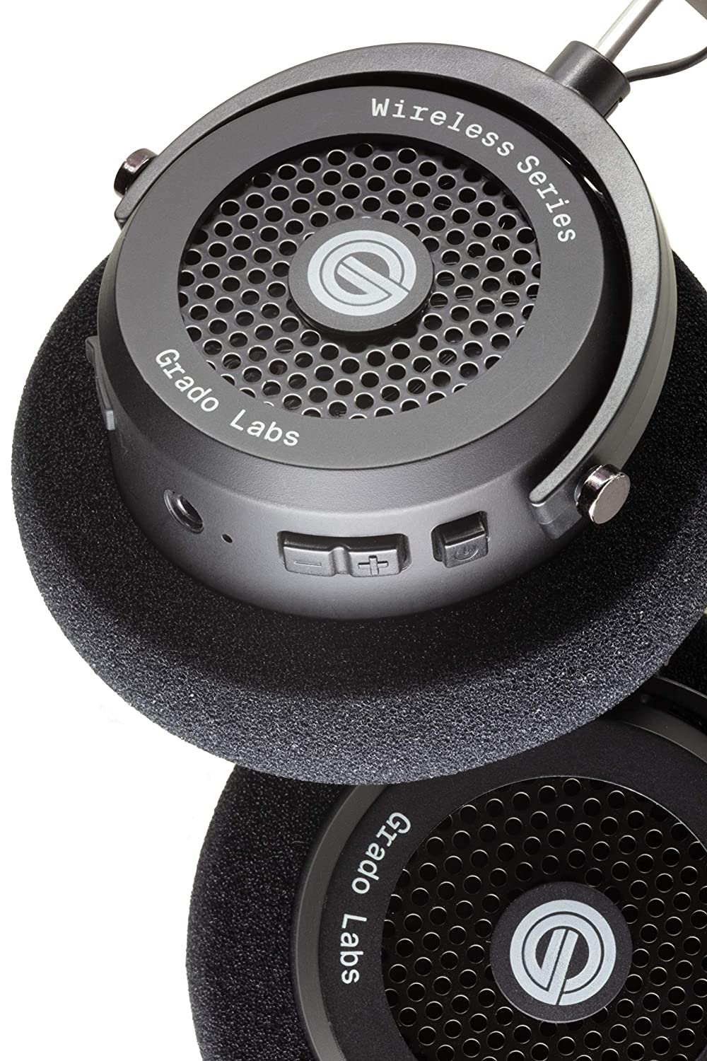 aab225013b3 Amazon.com: GRADO GW100 Wireless Bluetooth Headphones - Open Back and On  Ear: Home Audio & Theater