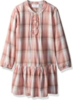 The Children's Place Girls' Long Sleeve Casual Dress