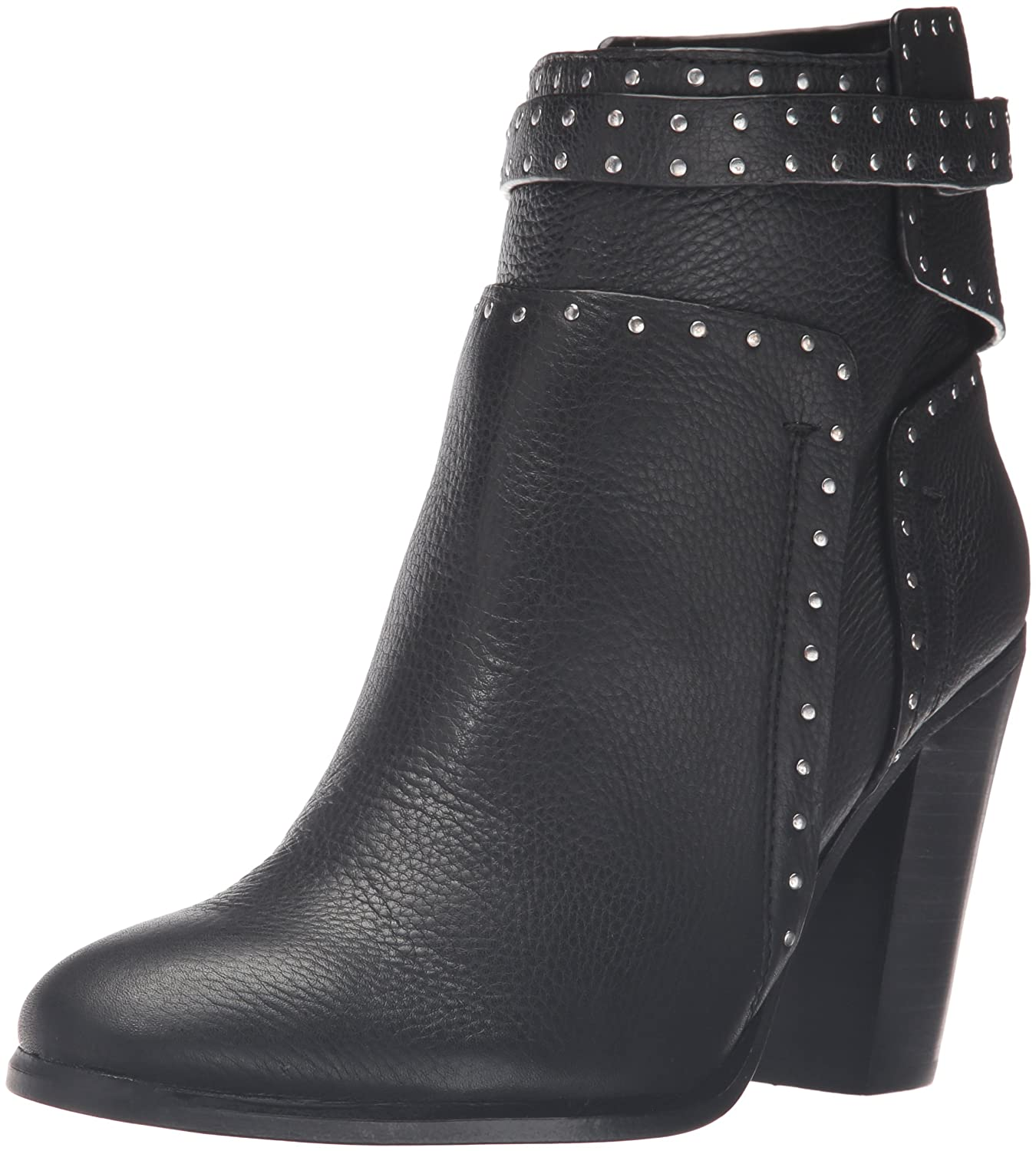 Vince Camuto Women's Faythes Ankle Bootie B01FYWJA40 6 B(M) US|Black