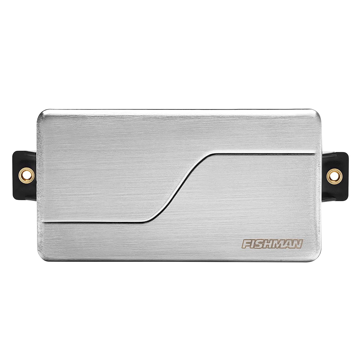 Amazon.com: Fishman Fluence Modern Humbucker Pickup Ceramic Brushed  Stainless: Musical Instruments
