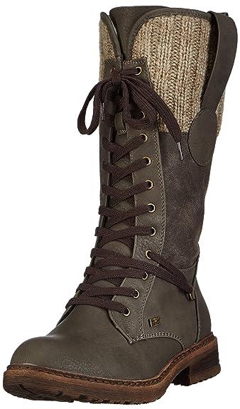bottines rieker chaussures femme,Femme Bottines Boots Rieker