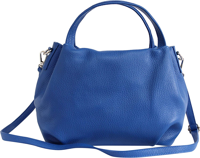 AmbraModa Women's Handbag Blue