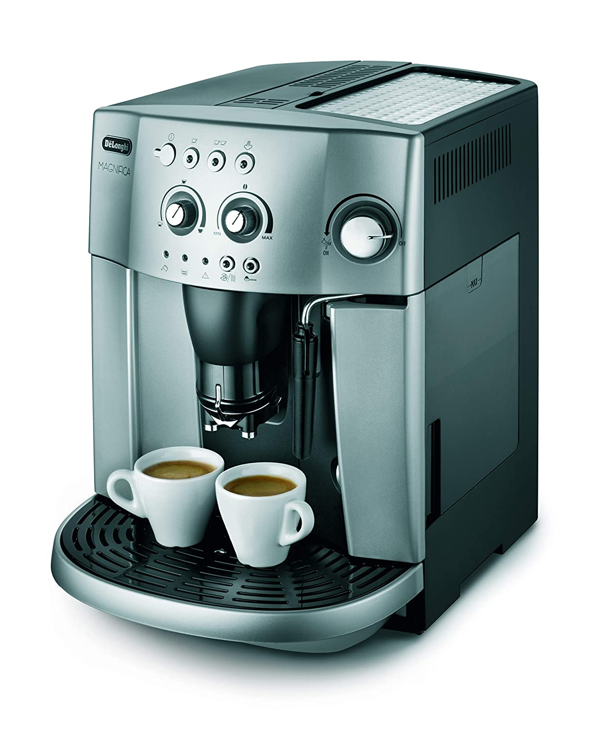 De'Longhi Magnifica ESAM 4200.S Bean to Cup, Silver: Amazon.co.uk: Kitchen  & Home