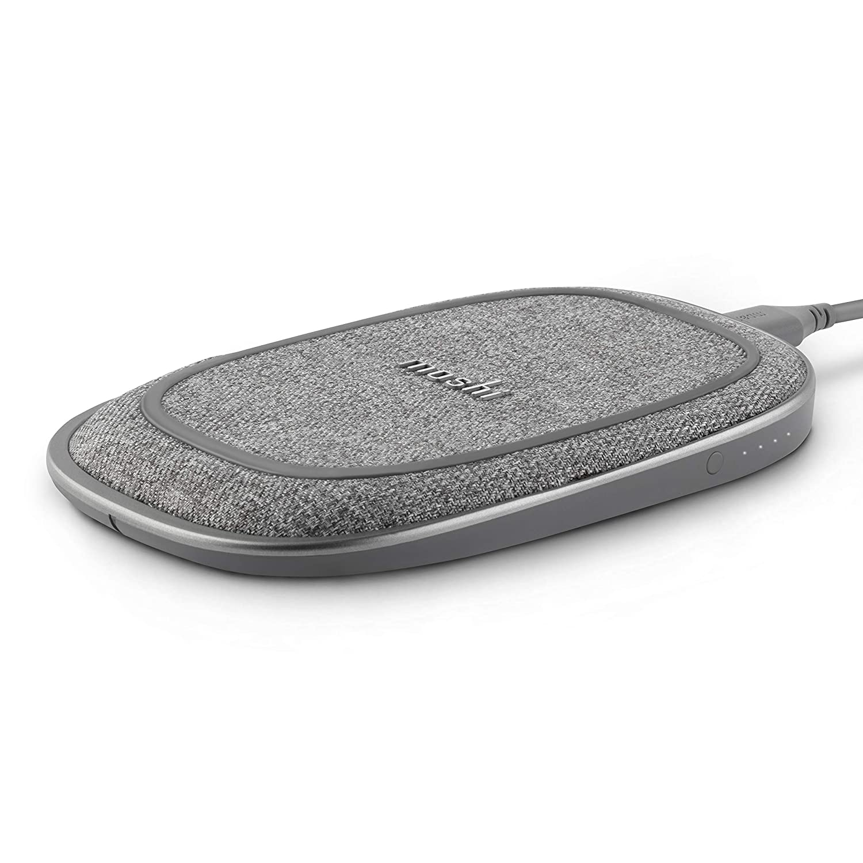 Moshi Porto Q 5K Portable Battery 5,000 mAh Wireless Charger pad