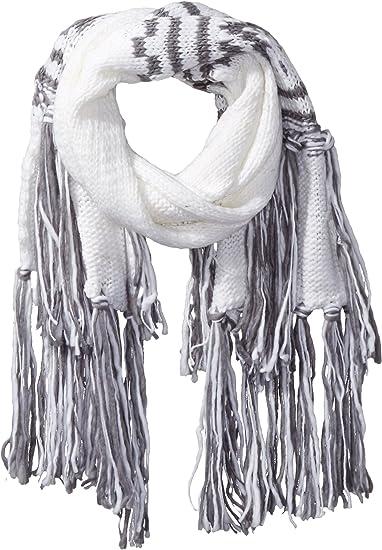 Winter Scarves With Tassels Tassel Scarf Fringed Muffler Striped Scarf Scarf