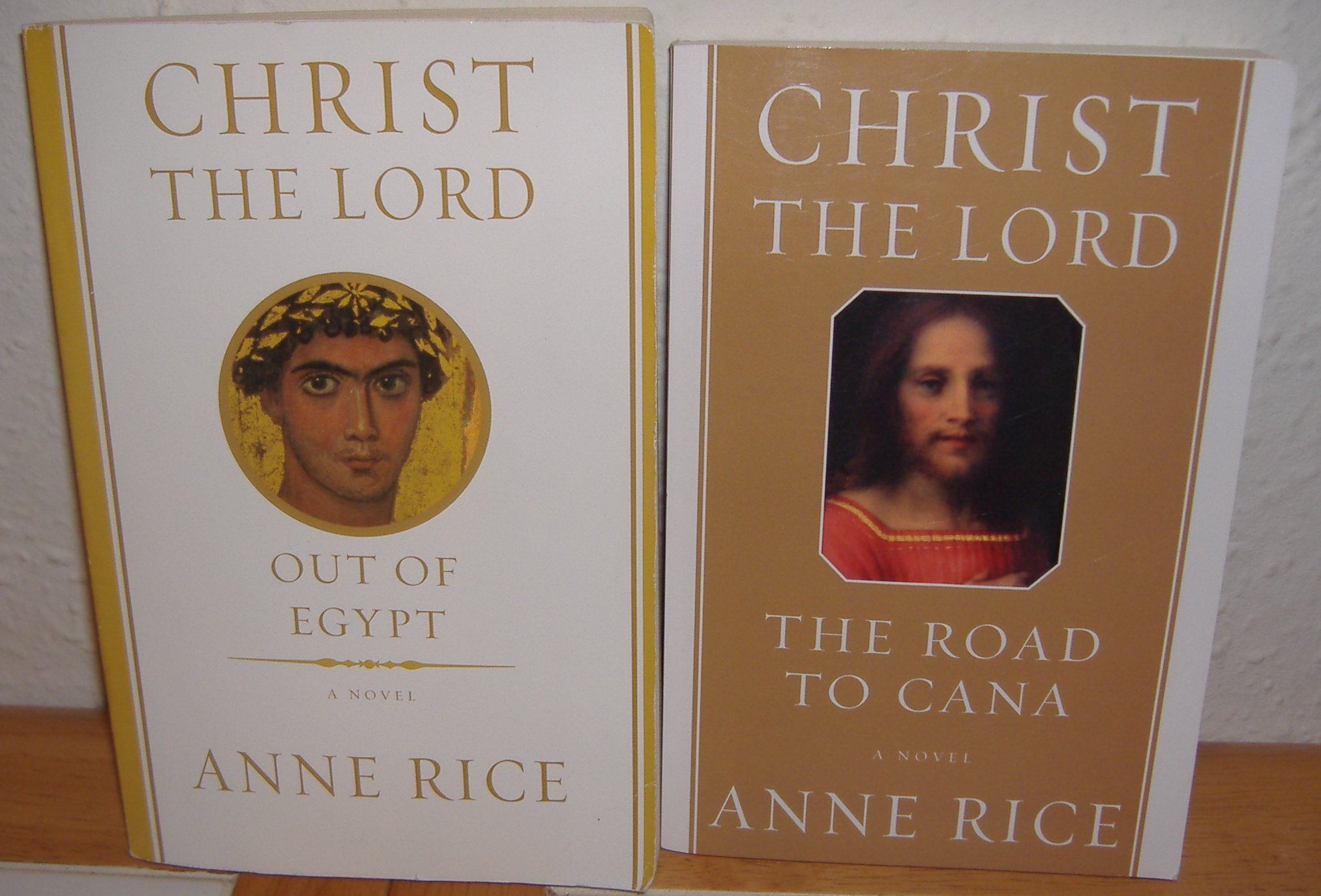 Christ Lord Egypt Anne Rice