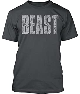 New Generation Apparel Beast Shirt Gym Workout Wear Weightlifting