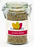 Cumin Seeds | Pungent, Sour and Spicy Flavor | Essential in Indian Curries 1.5 oz.