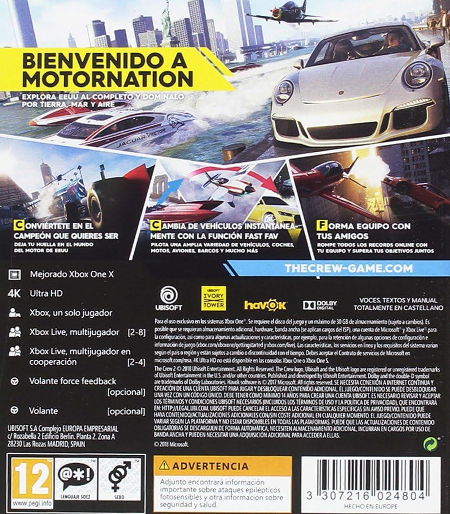 The Crew 2 - Edición Estándar: Amazon.es: Videojuegos