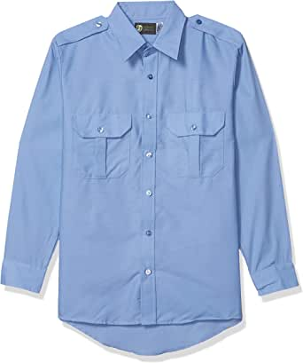 Horace Small Men's Classic Long Sleeve Security Shirt