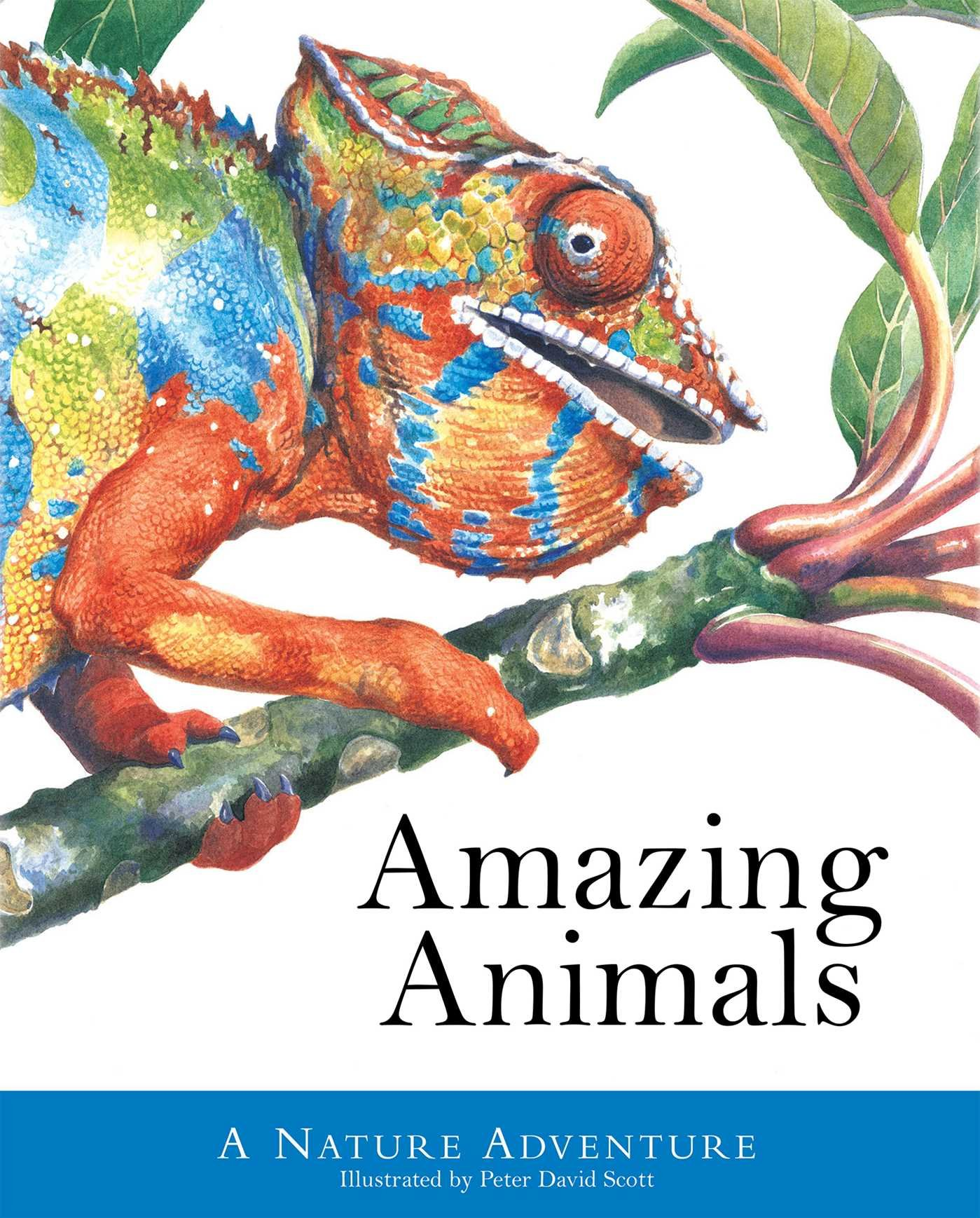 Read Online Amazing Animals (Peter David Scott) PDF